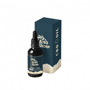 ANO Hemp CBD Clear