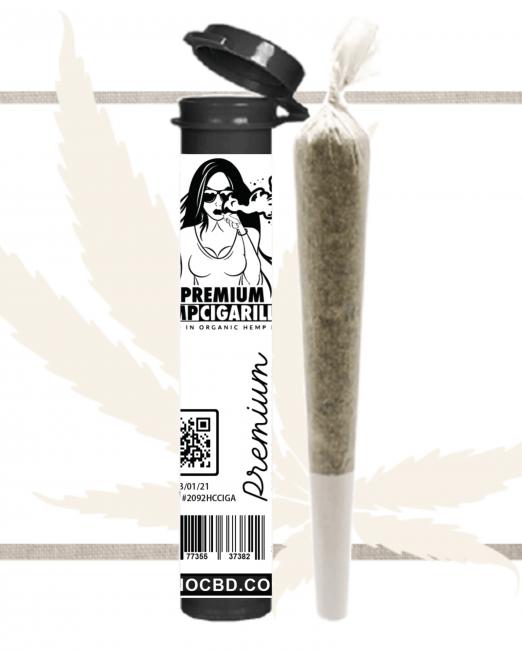 prem hemp cigarillos